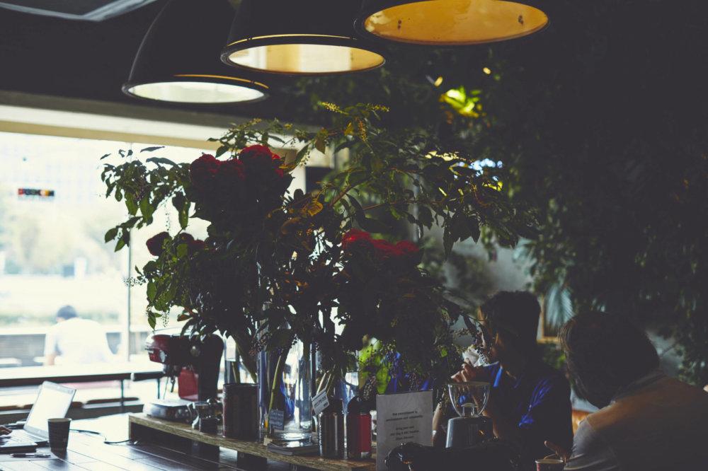 BrooklynRoastingCompany | bulbus 空間装飾 | SYO TANii